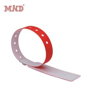 RFID disposable wristband