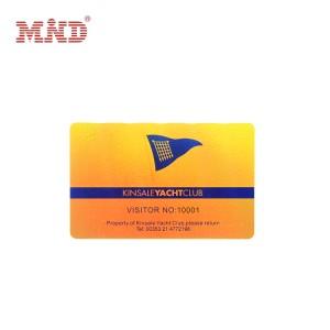 125khz LF rfid card