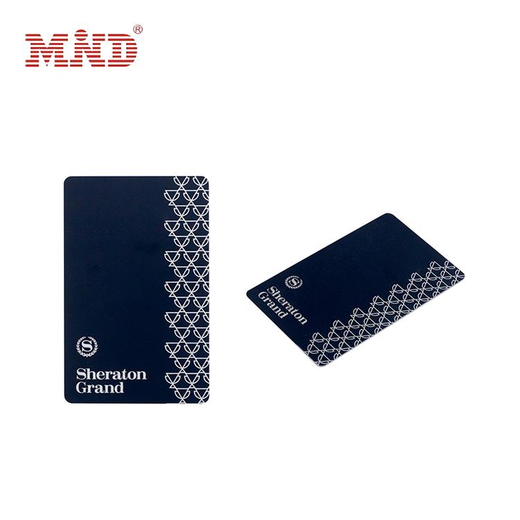 Online Exporter Stainless Steel Visiting Card - VING/ADEL/Salto/Hune/HID/Beteck/Beline encoded rfid hotel keycards – Mind