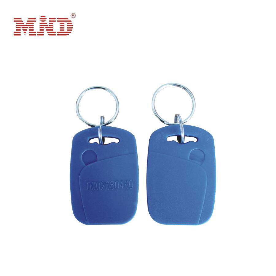High quality 125KHz custom size RFID key fob