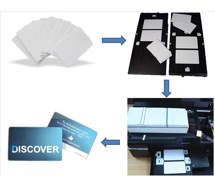 Inkjet Printer Pvc Card (1)