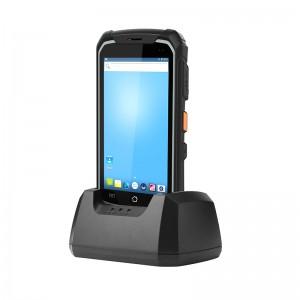 Cheap Handheld Long Range Barcode Scanner Windows Mobile Pda RFID Reader