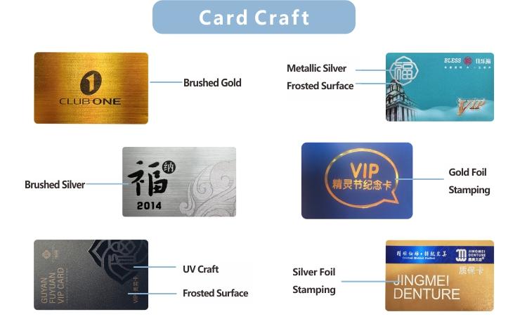 MembershipBusiness card