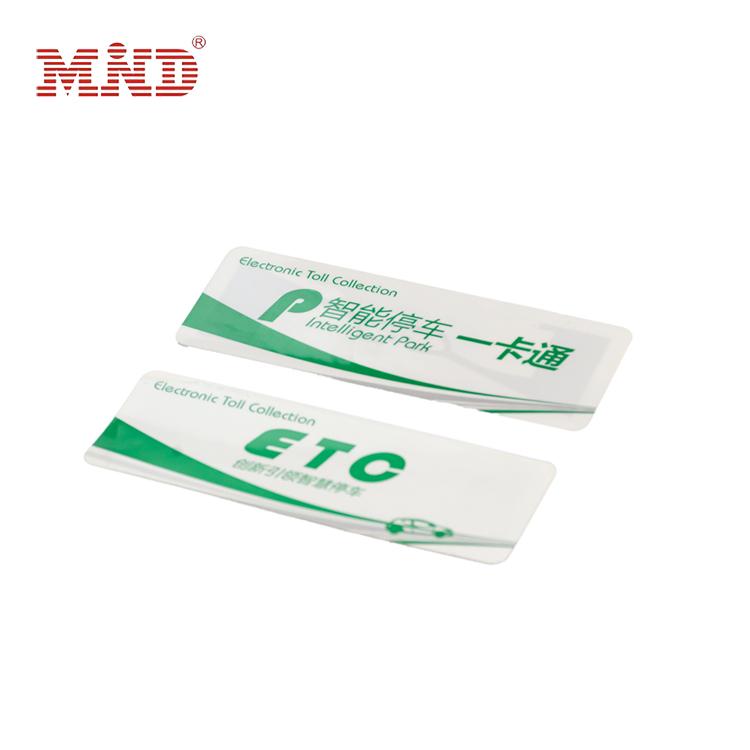 Hot-selling Rfid Tag Distance Range - RFID windshield tag – Mind