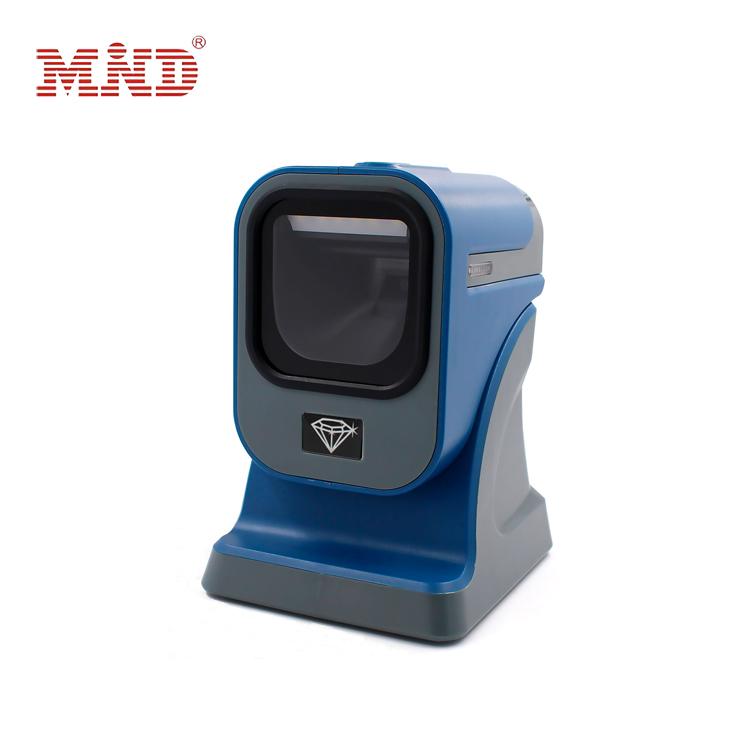 Three-year warranty Omnidirectional 2D Desktop Barcode Scanner Reader Platform  (4)